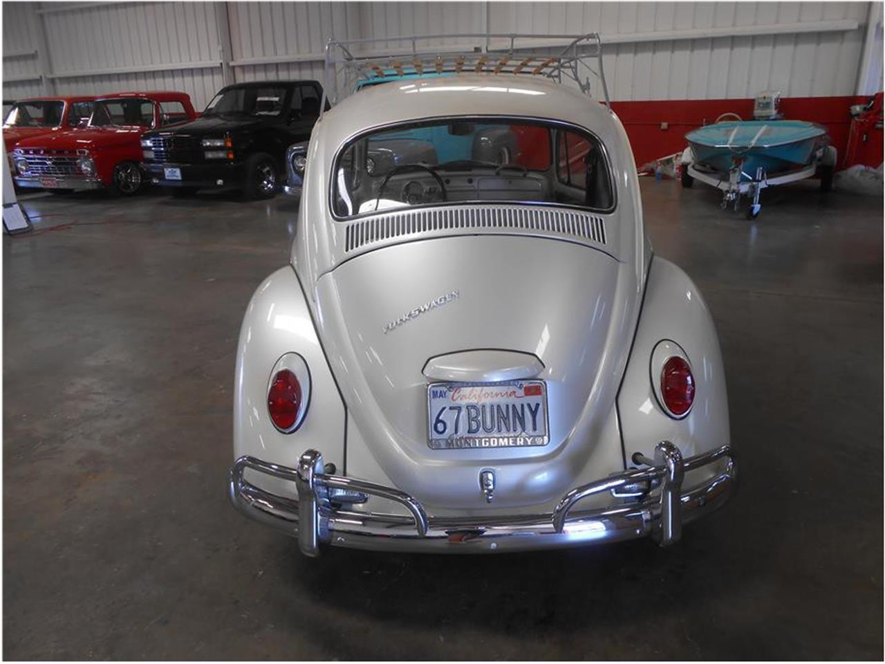 1967 Volkswagen Beetle (CC-1355949) for sale in Roseville, California