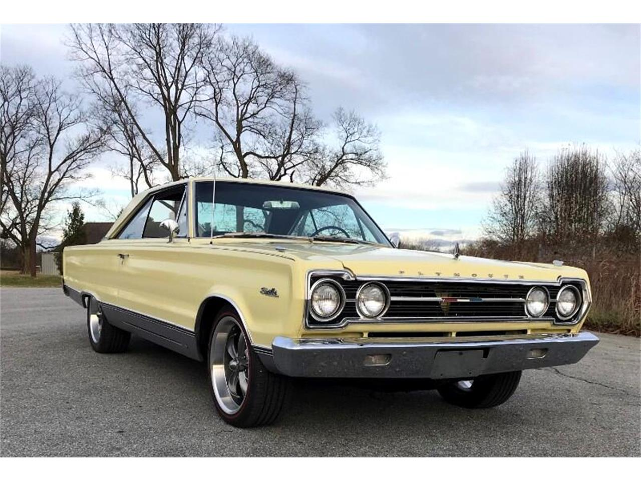 1967 Plymouth Satellite (CC-1355972) for sale in Harpers Ferry, West Virginia