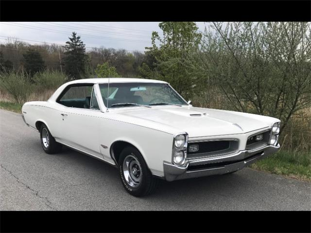 1966 Pontiac GTO (CC-1355975) for sale in Harpers Ferry, West Virginia