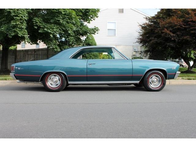 1967 Chevrolet Chevelle (CC-1355976) for sale in Bristol, Pennsylvania