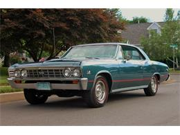 1967 Chevrolet Chevelle (CC-1355976) for sale in Bristol, Pennsylvania