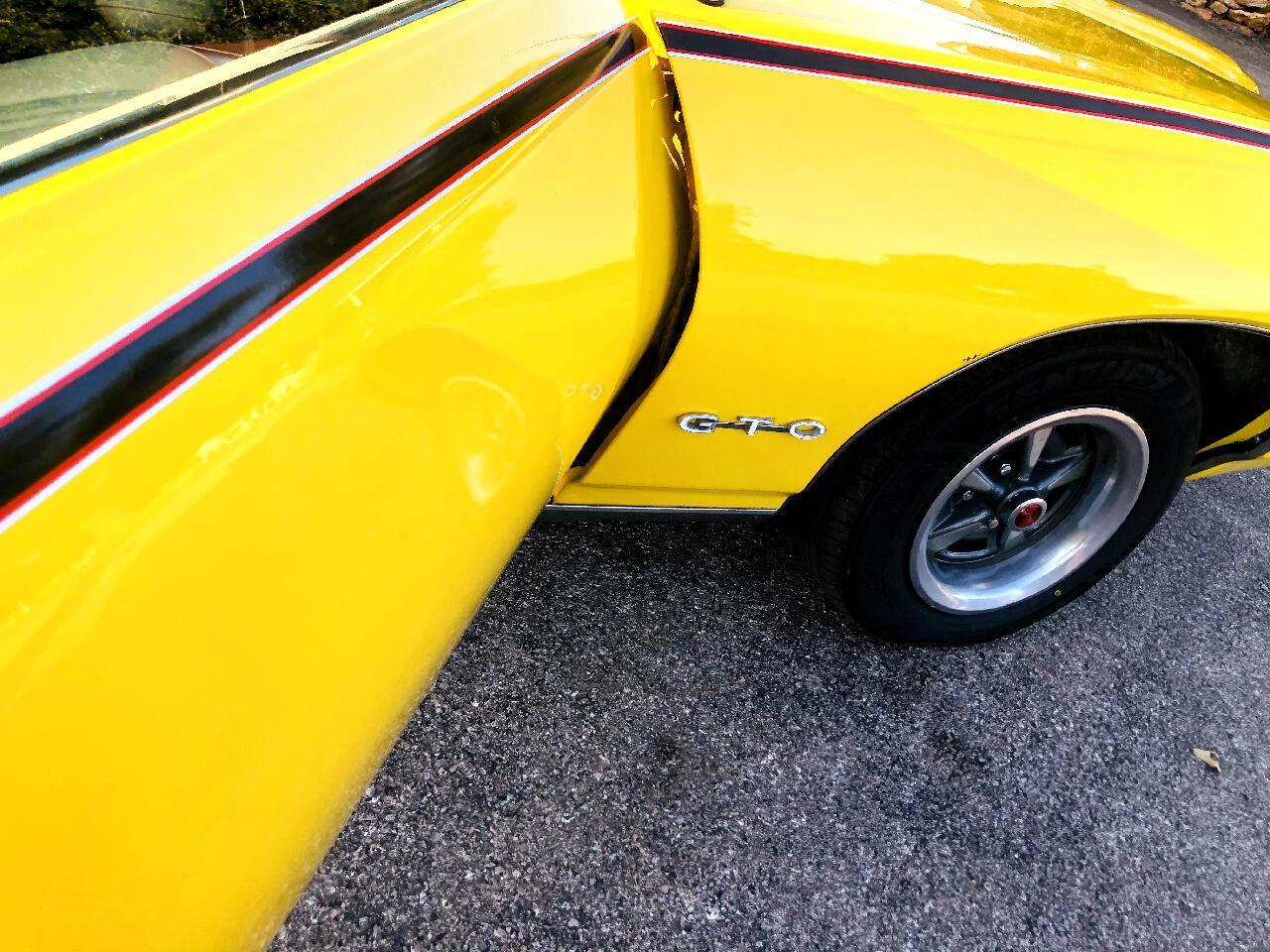 1969 Pontiac GTO (CC-1355981) for sale in Wilson, Oklahoma