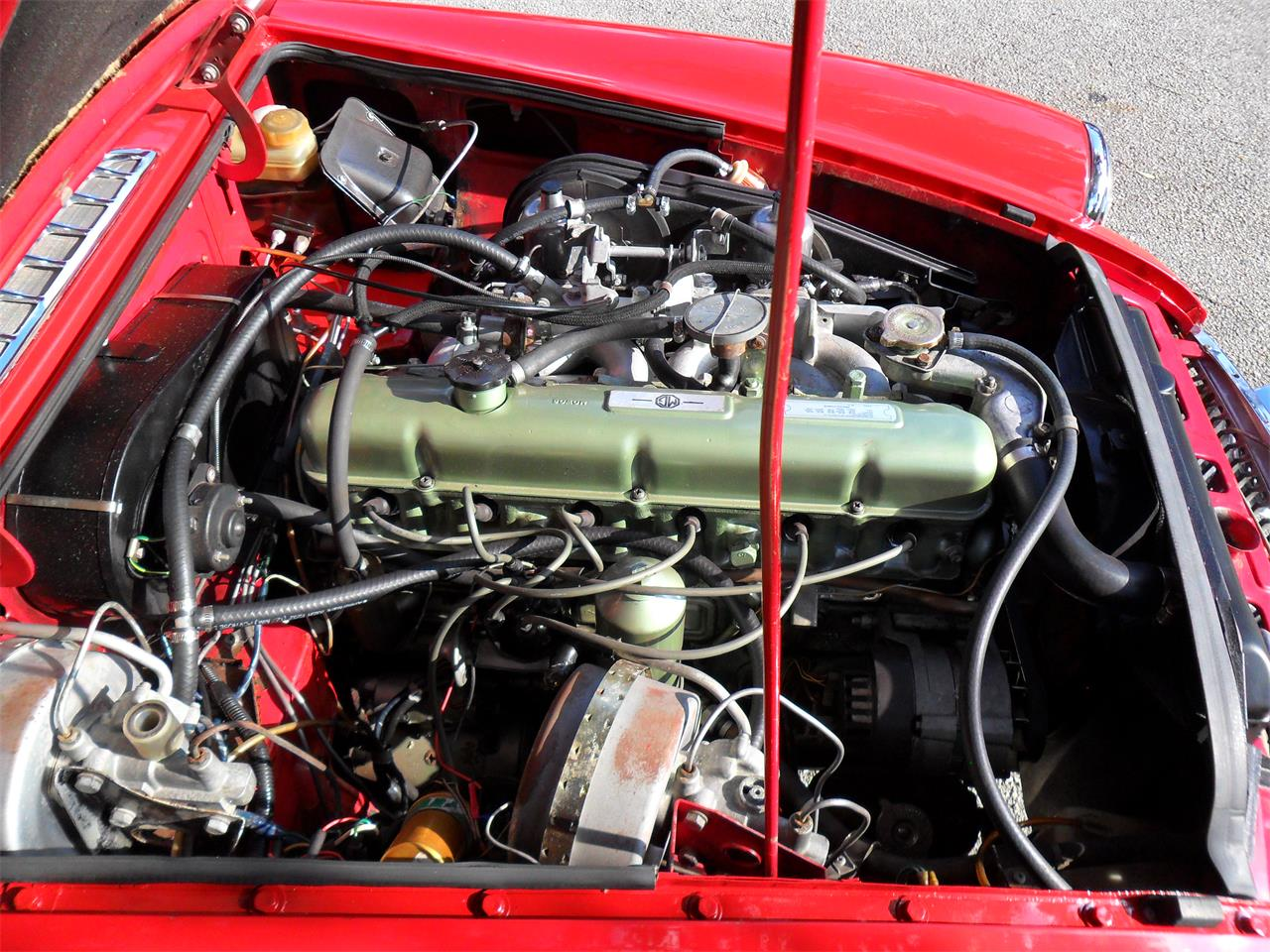 1969 MG CGT (CC-1356014) for sale in Naples, Florida