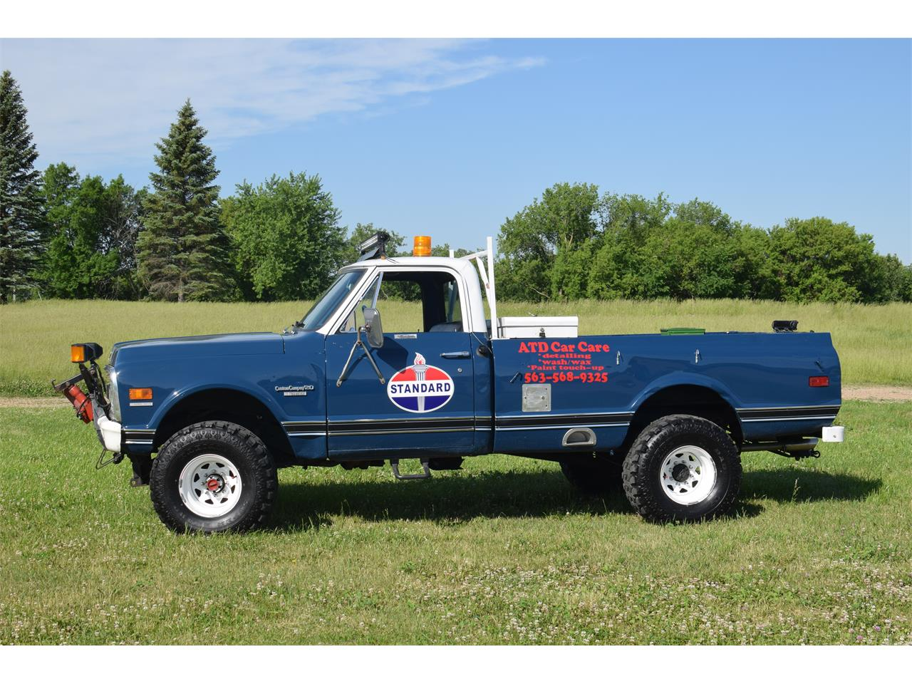 1969 Chevrolet Pickup (CC-1356017) for sale in Watertown, US-MN