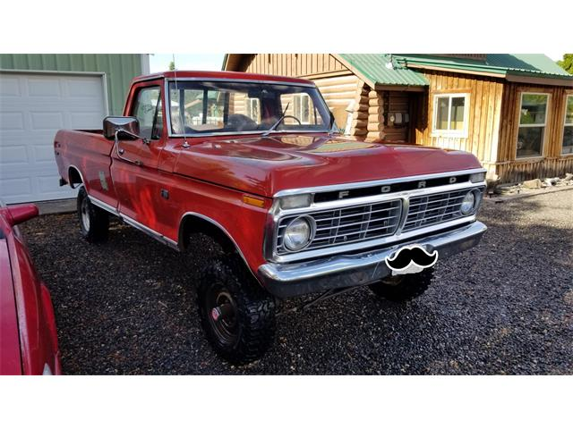 1973 Ford F100 (CC-1356031) for sale in La Grande, Oregon