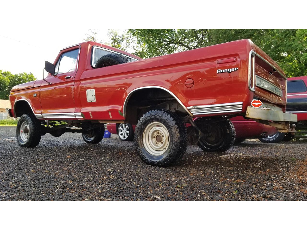 1973 Ford F100 (CC-1356031) for sale in La Grande, Oregon