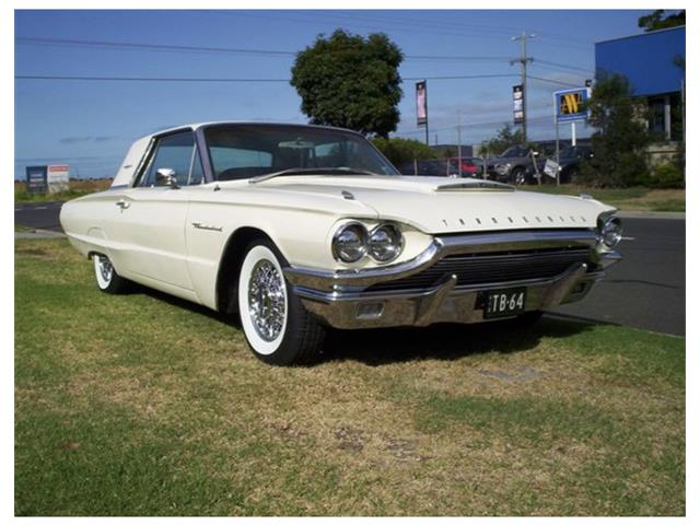 1964 Ford Thunderbird (CC-1356035) for sale in Newport Beach, California