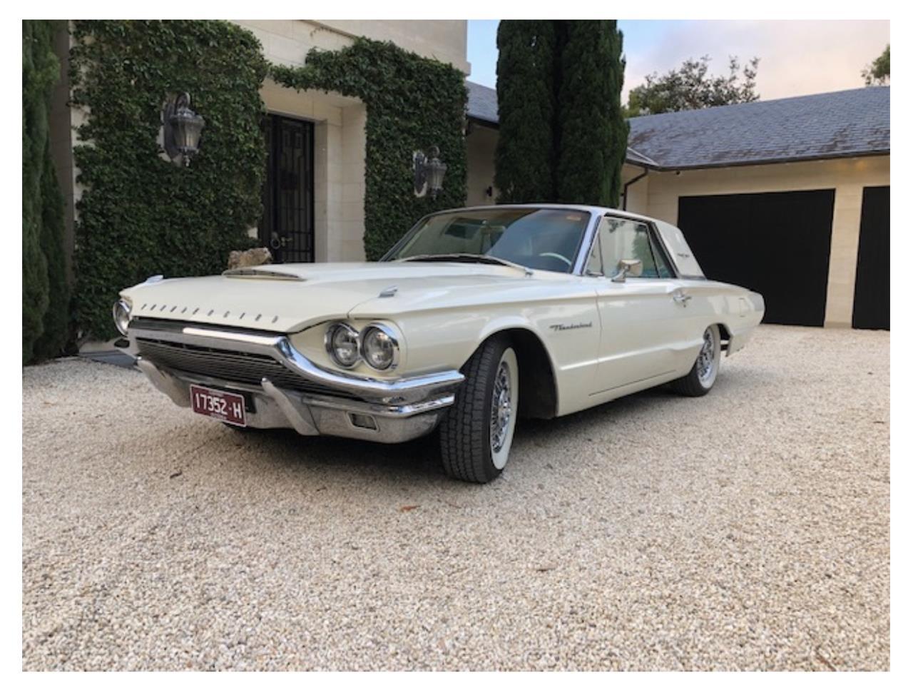1964 Ford Thunderbird (CC-1356035) for sale in Newport Beach, California