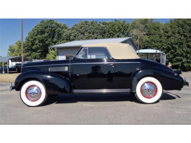 1939 Cadillac LaSalle (CC-1356036) for sale in Corona, California