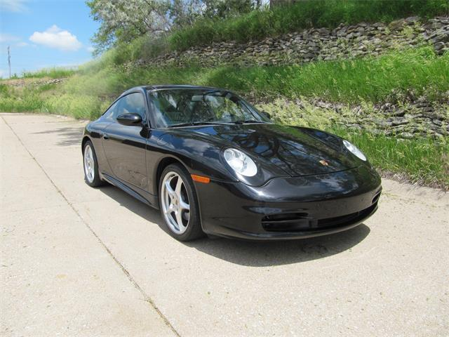 2003 Porsche 911 Carrera (CC-1356039) for sale in Omaha, Nebraska