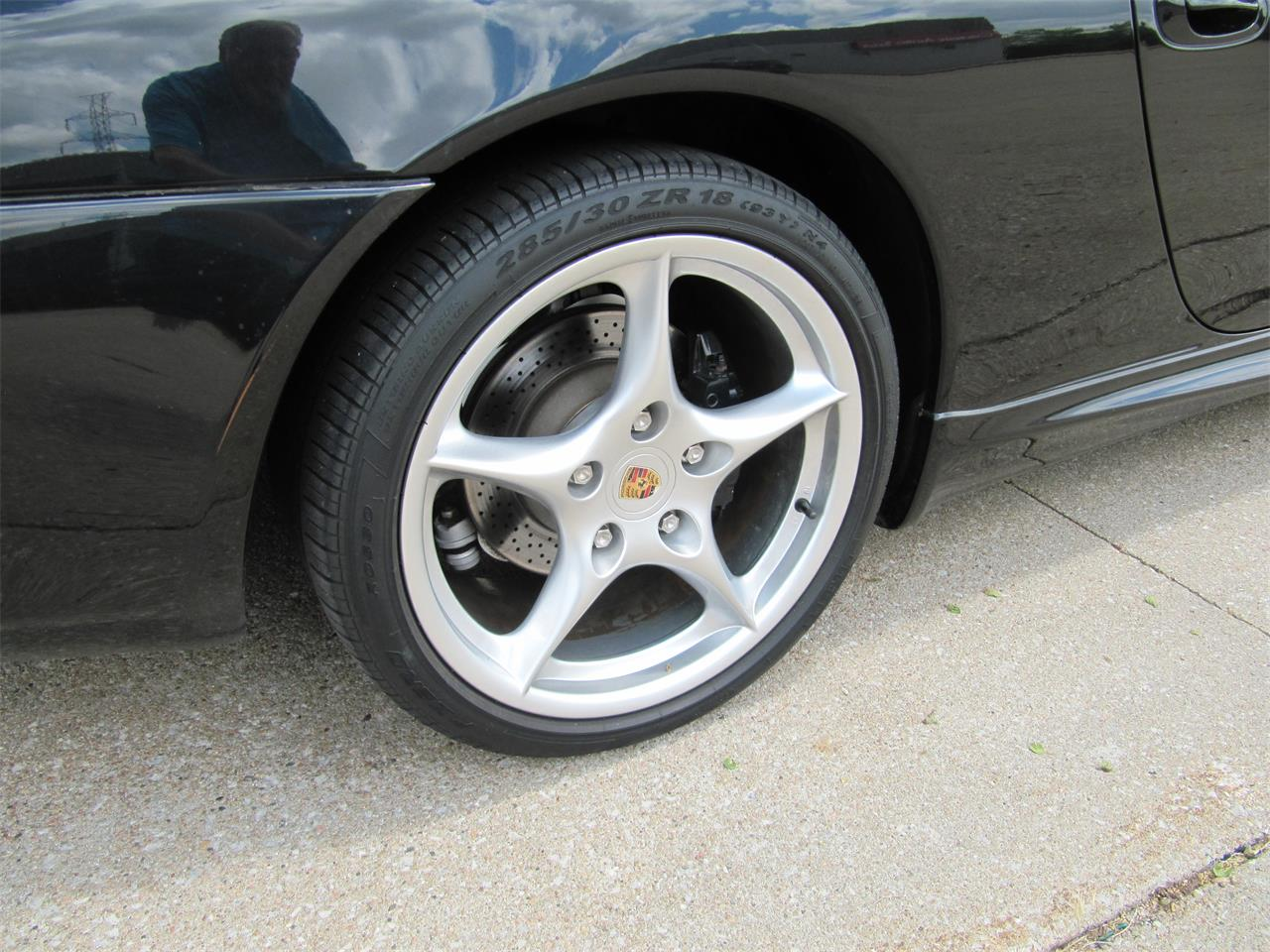 2003 Porsche 911 Carrera (CC-1356039) for sale in Omaha, Nebraska
