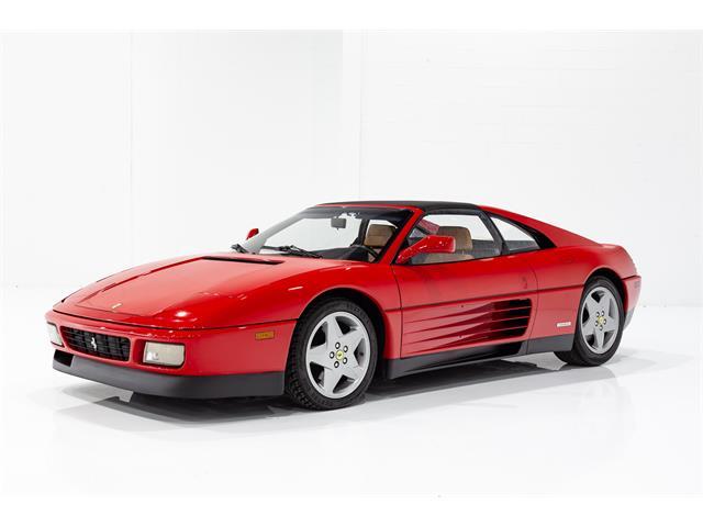 1991 Ferrari 348 (CC-1356048) for sale in Montreal, Quebec
