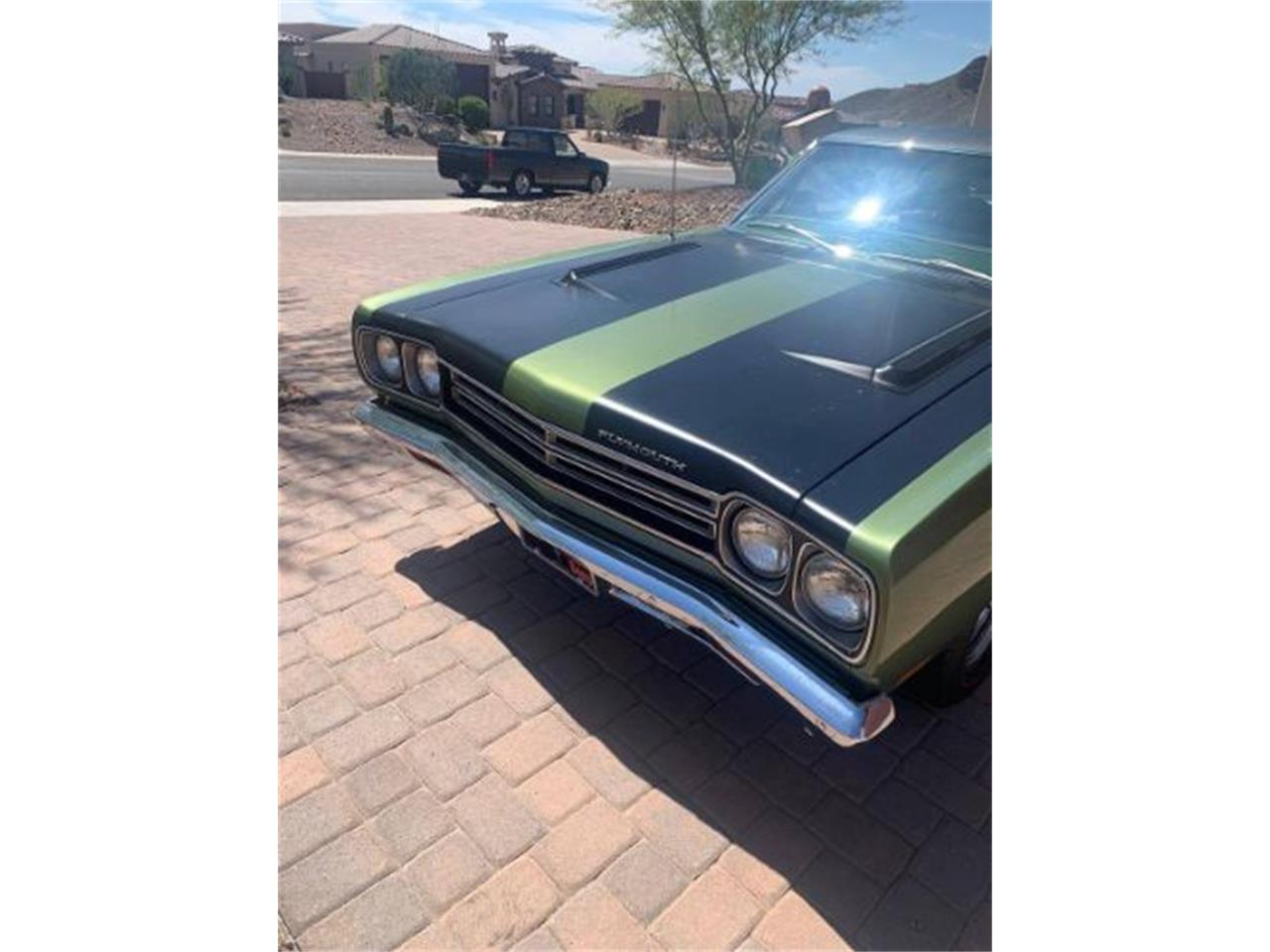 1969 Plymouth Road Runner (CC-1350605) for sale in Cadillac, Michigan