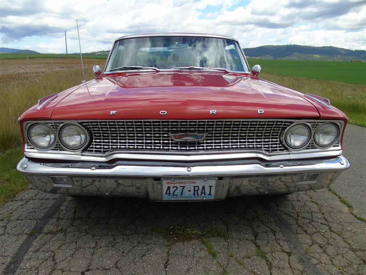 1963 Ford Galaxie 500 XL (CC-1356057) for sale in Spokane, Washington