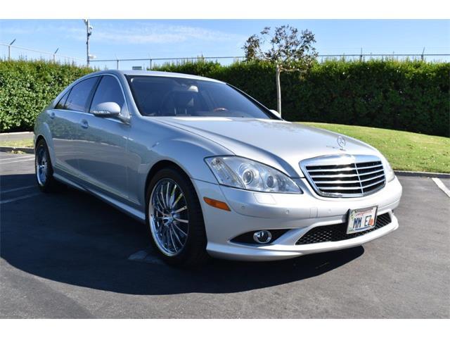 2008 Mercedes-Benz S550 (CC-1356061) for sale in Costa Mesa, California