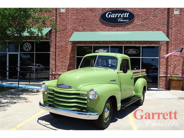 1951 Chevrolet 3100 (CC-1356065) for sale in Lewisville, Texas