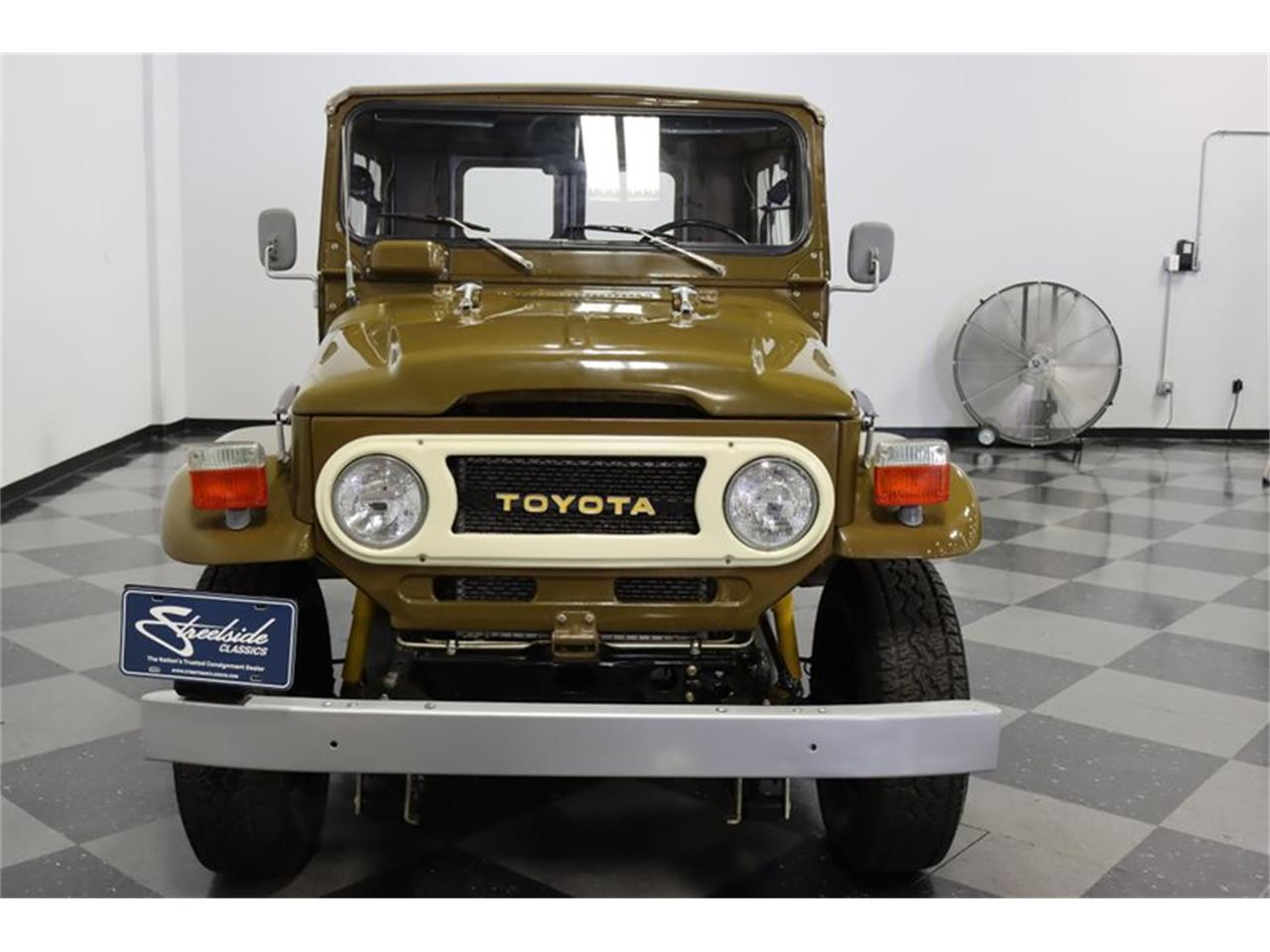1977 Toyota Land Cruiser FJ (CC-1356079) for sale in Ft Worth, Texas