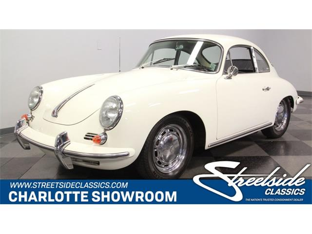 1964 Porsche 356 (CC-1356089) for sale in Concord, North Carolina