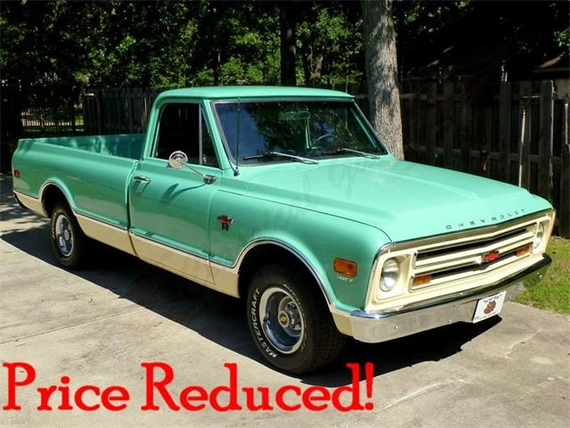 1968 Chevrolet C10 (CC-1356110) for sale in Arlington, Texas
