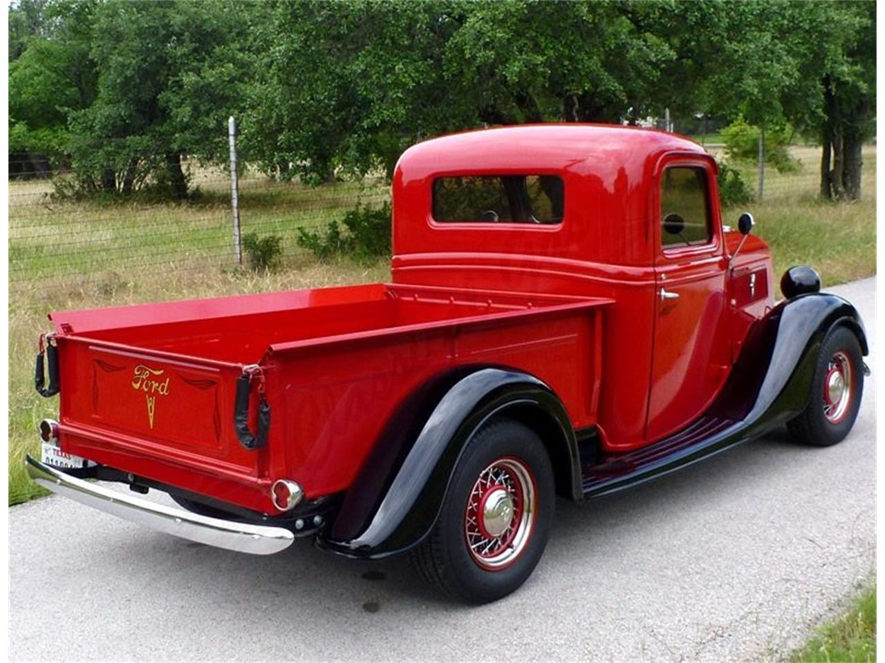 1937 Ford Pickup (CC-1356111) for sale in Arlington, Texas