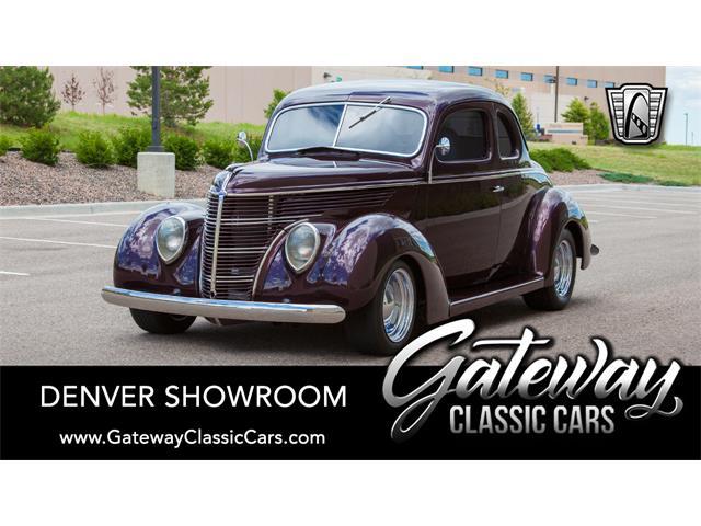 1938 Ford 5-Window Coupe (CC-1356114) for sale in O'Fallon, Illinois