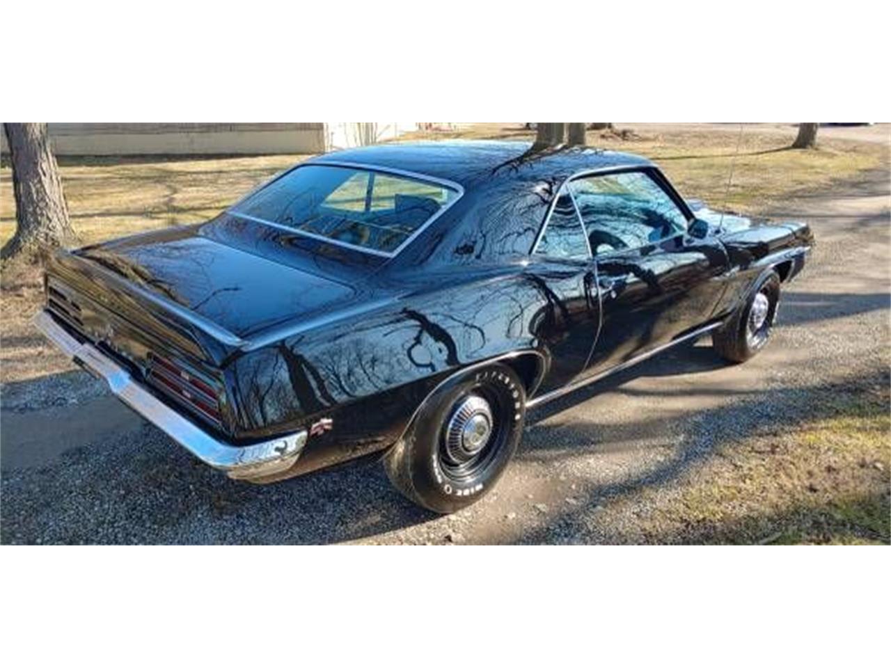 1969 Pontiac Firebird (CC-1350612) for sale in Cadillac, Michigan