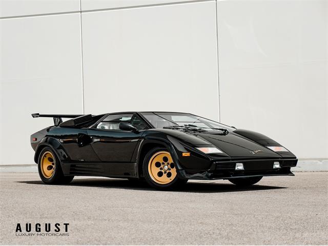1988 Lamborghini Countach (CC-1356120) for sale in Kelowna, British Columbia