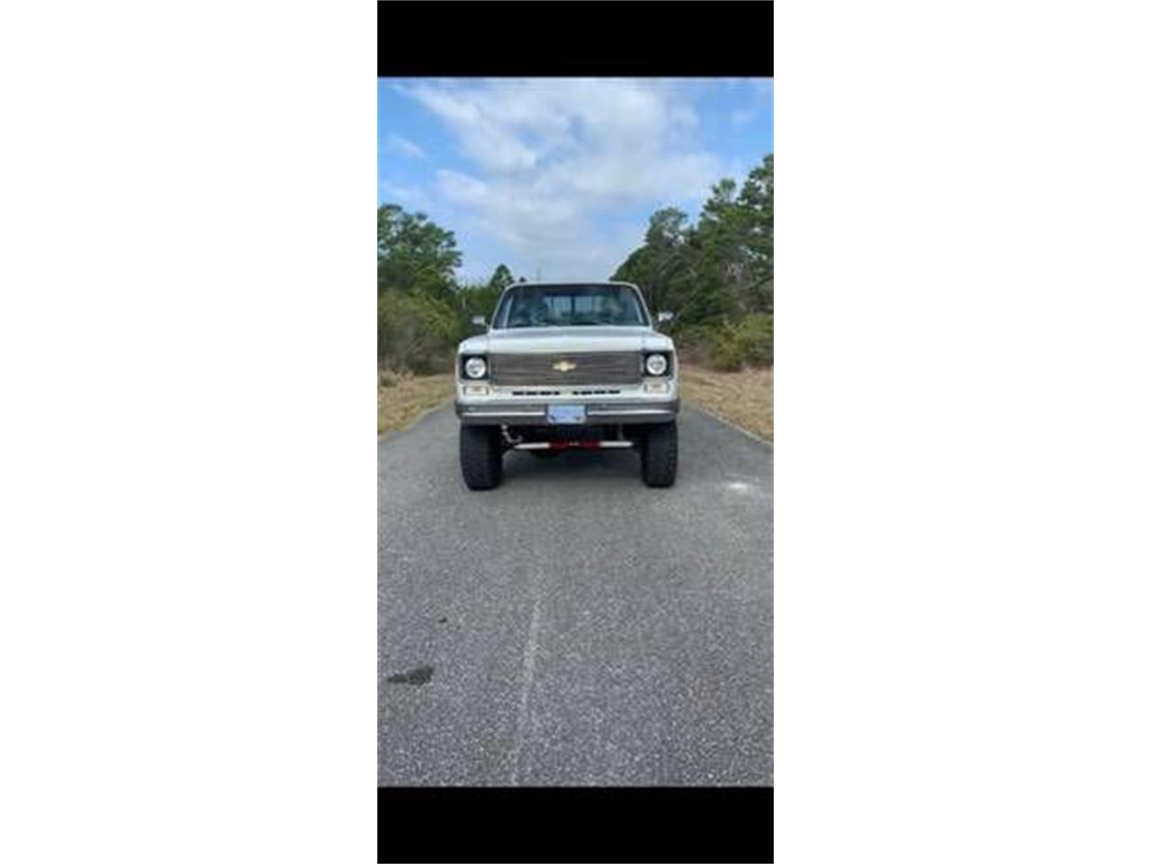1976 Chevrolet K-10 (CC-1356130) for sale in Cadillac, Michigan