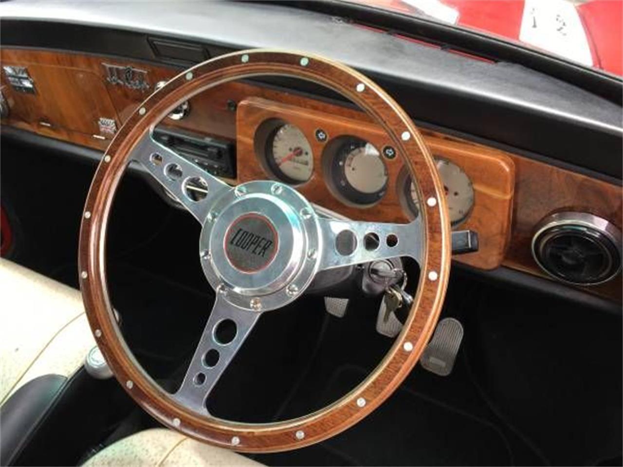 1976 Austin Mini (CC-1356140) for sale in Cadillac, Michigan