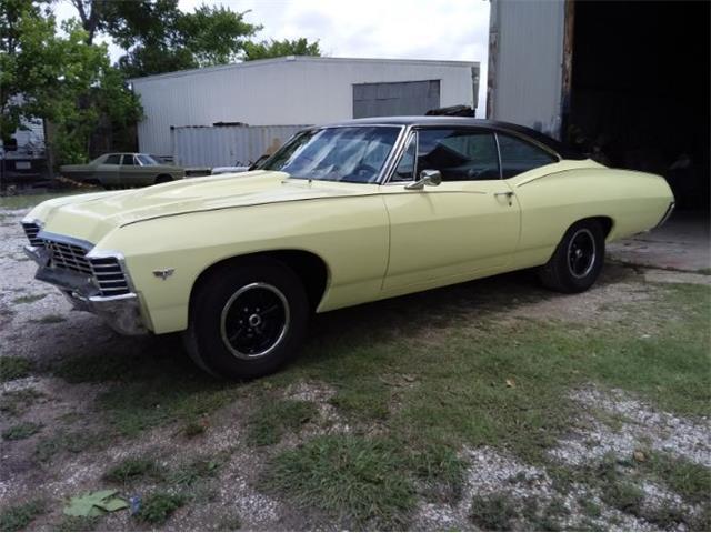 1967 Chevrolet Impala (CC-1356143) for sale in Cadillac, Michigan