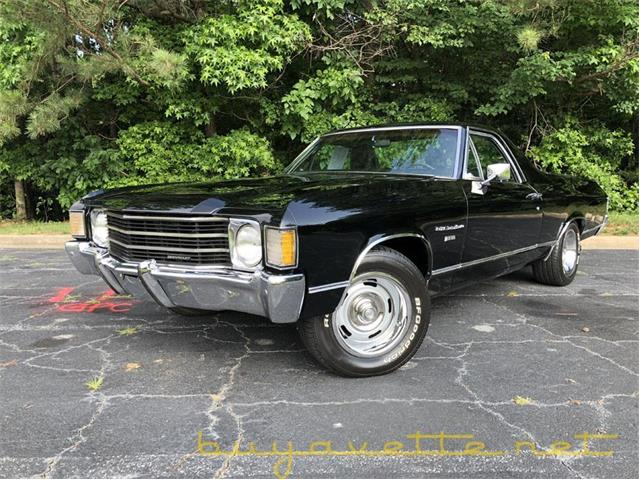 1972 Chevrolet El Camino (CC-1356173) for sale in Atlanta, Georgia