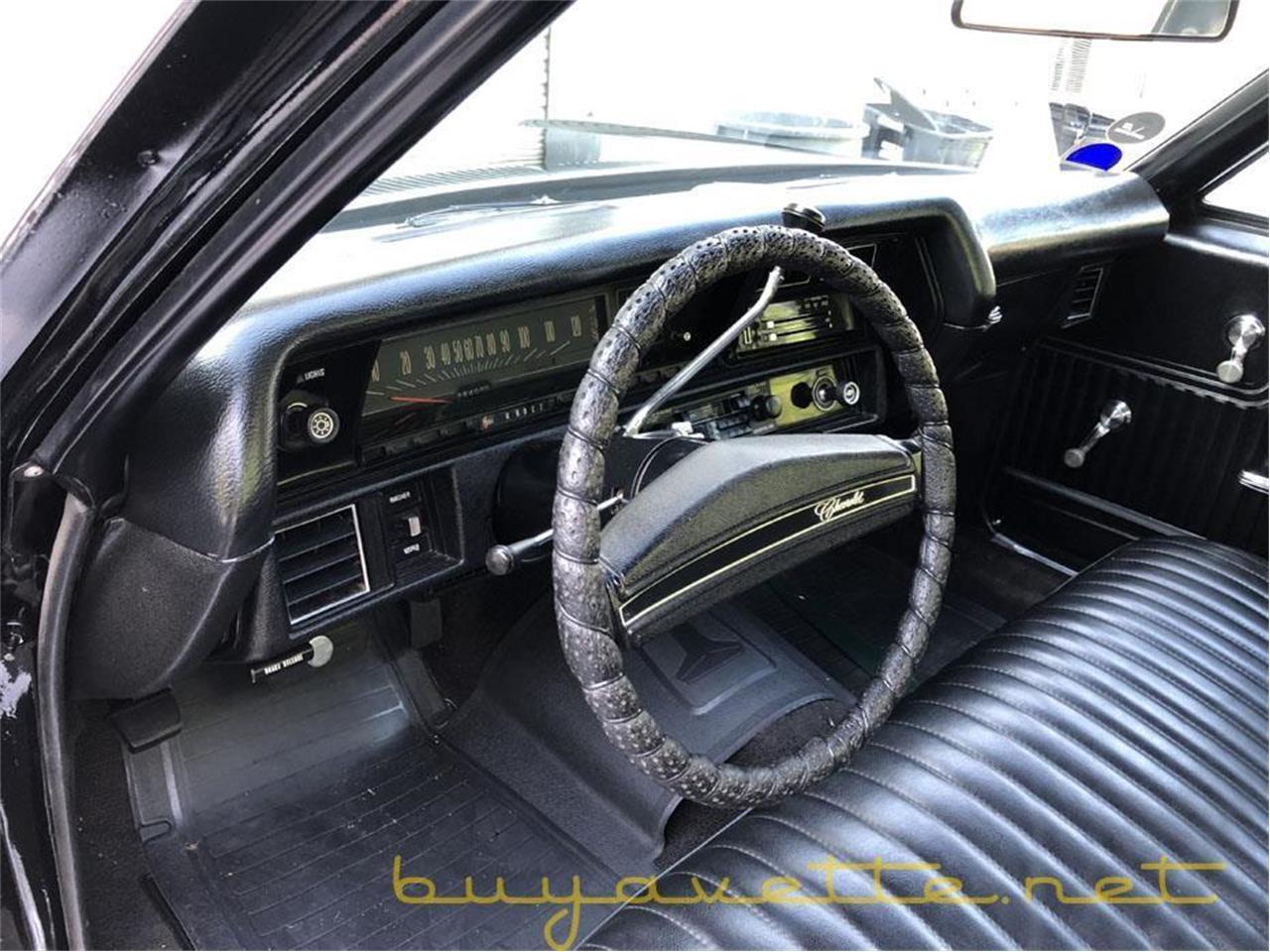 1972 Chevrolet El Camino (CC-1356173) for sale in Atlanta, Georgia