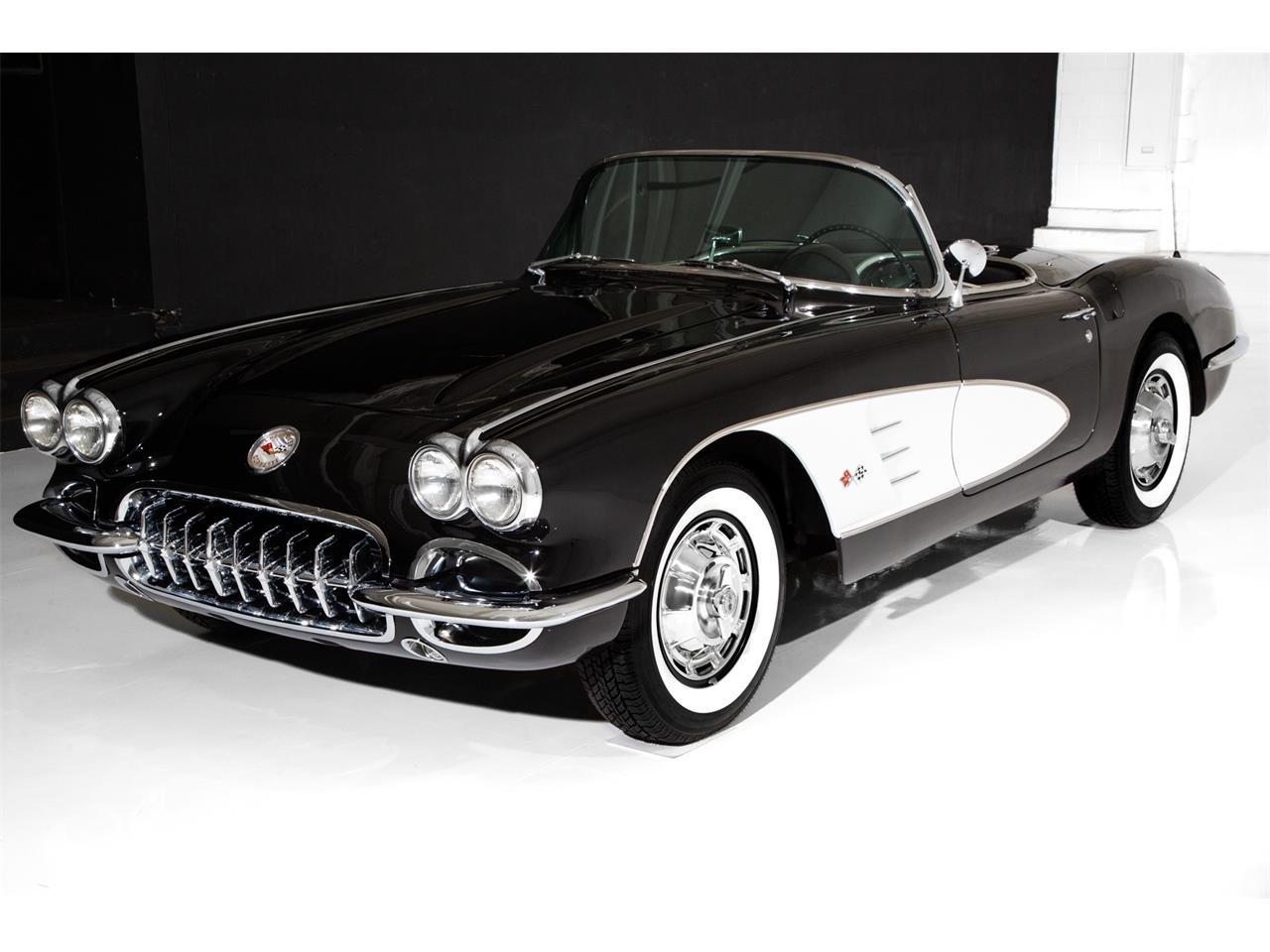 1959 Chevrolet Corvette (CC-1356176) for sale in Des Moines, Iowa
