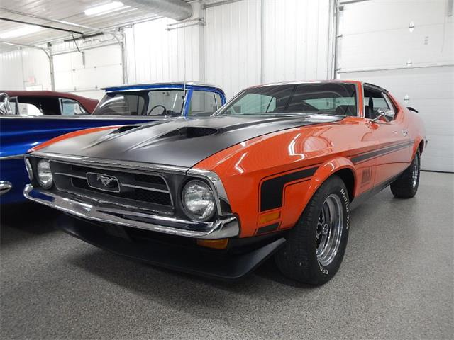1971 Ford Mustang (CC-1356186) for sale in Celina, Ohio
