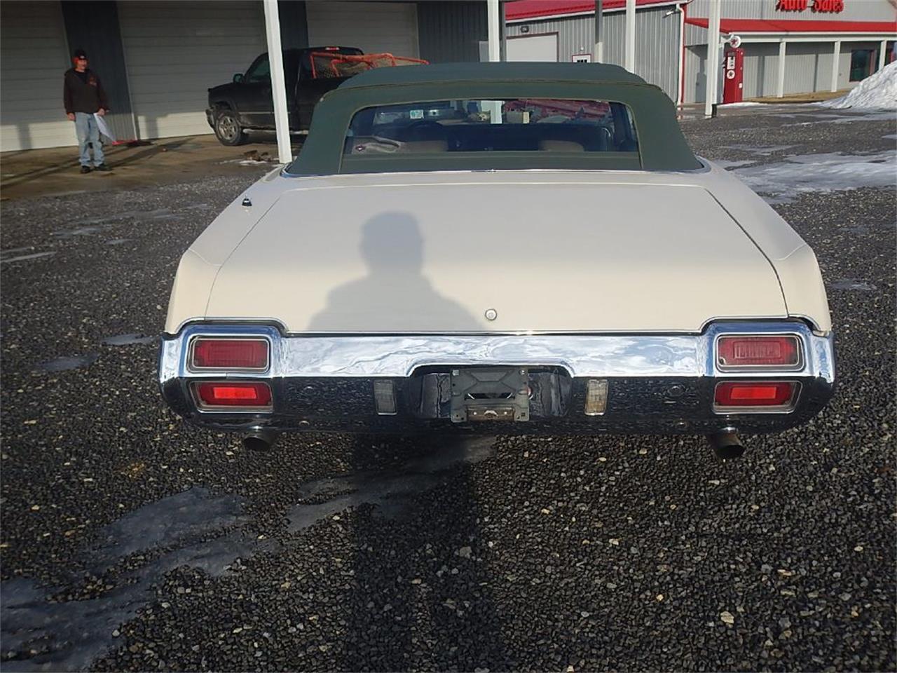 1971 Oldsmobile Cutlass (CC-1356193) for sale in Celina, Ohio