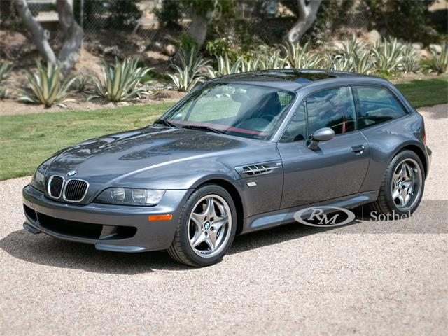 2002 BMW M Coupe (CC-1350062) for sale in Culver City, California