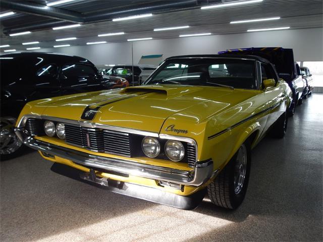 1969 Mercury Cougar (CC-1356203) for sale in Celina, Ohio