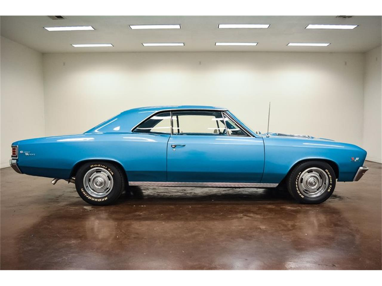 1967 Chevrolet Chevelle (CC-1356216) for sale in Sherman, Texas