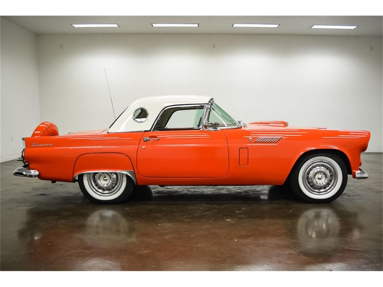 1956 Ford Thunderbird (CC-1356218) for sale in Sherman, Texas
