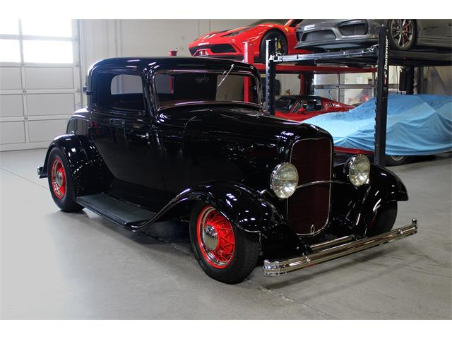 1932 Ford Hot Rod (CC-1356226) for sale in San Carlos, California