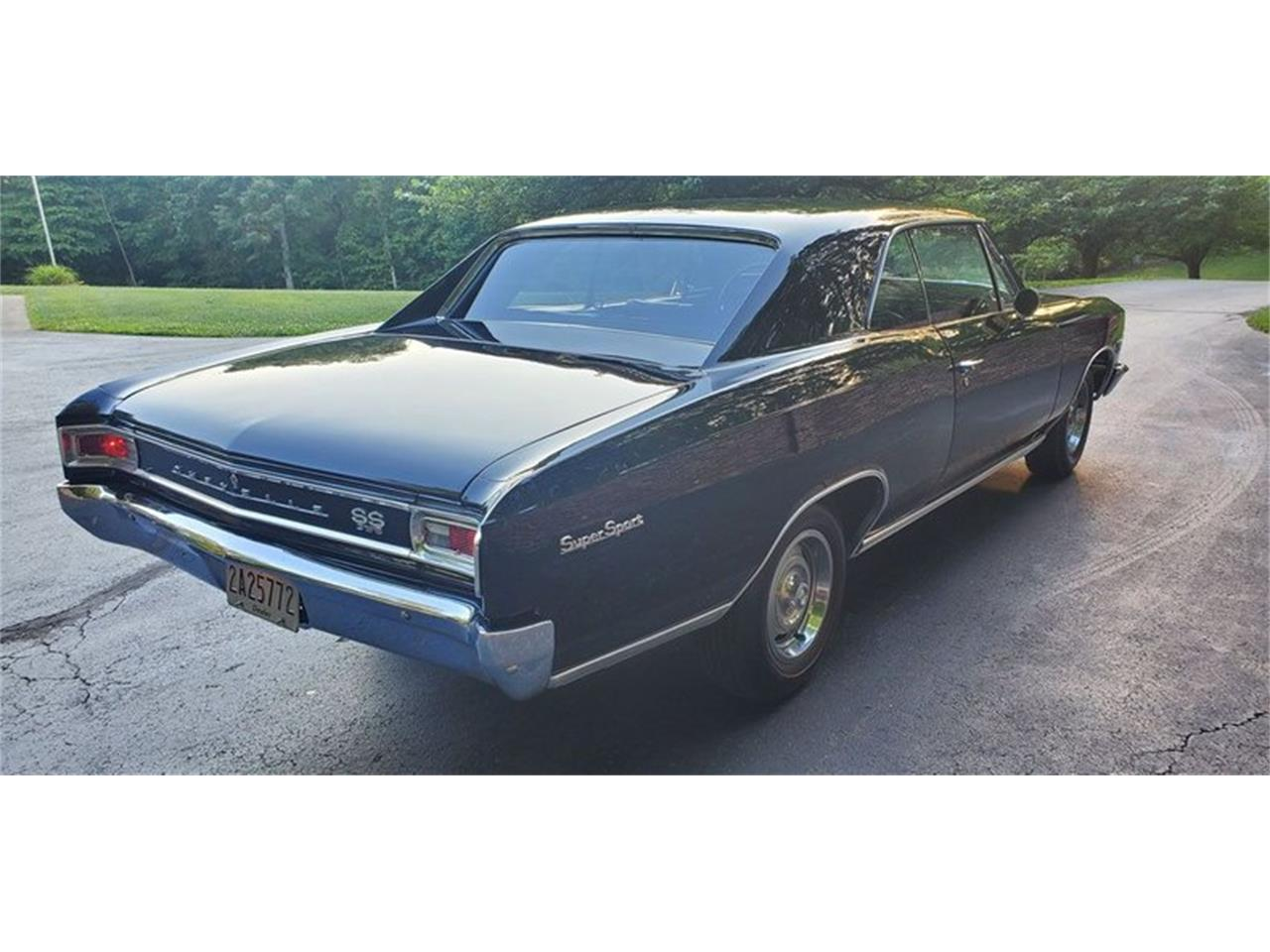 1966 Chevrolet Chevelle (CC-1356227) for sale in Huntingtown, Maryland