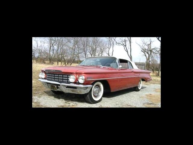 1960 Oldsmobile 88 (CC-1356234) for sale in Harpers Ferry, West Virginia
