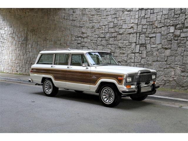 1984 Jeep Grand Wagoneer (CC-1356237) for sale in Atlanta, Georgia