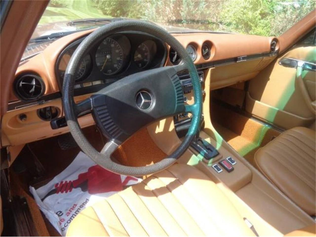 1973 Mercedes-Benz 500 (CC-1350624) for sale in Cadillac, Michigan