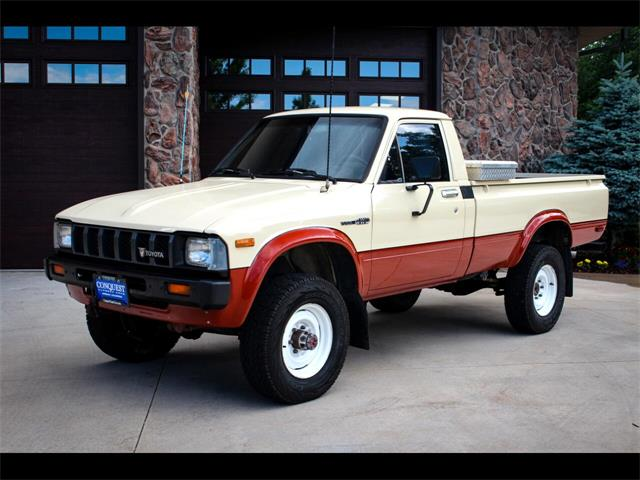 1983 Toyota Pickup (CC-1356253) for sale in Greeley, Colorado
