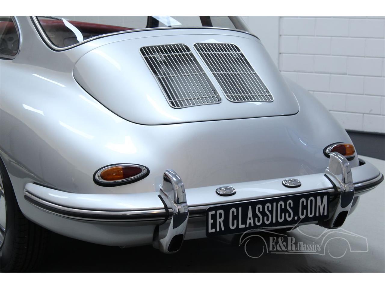 1963 Porsche 356B (CC-1356286) for sale in Waalwijk, Noord Brabant