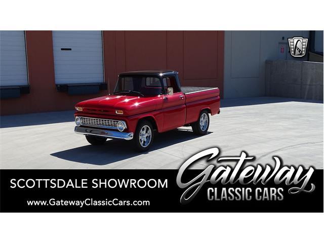1963 Chevrolet C10 (CC-1356291) for sale in O'Fallon, Illinois