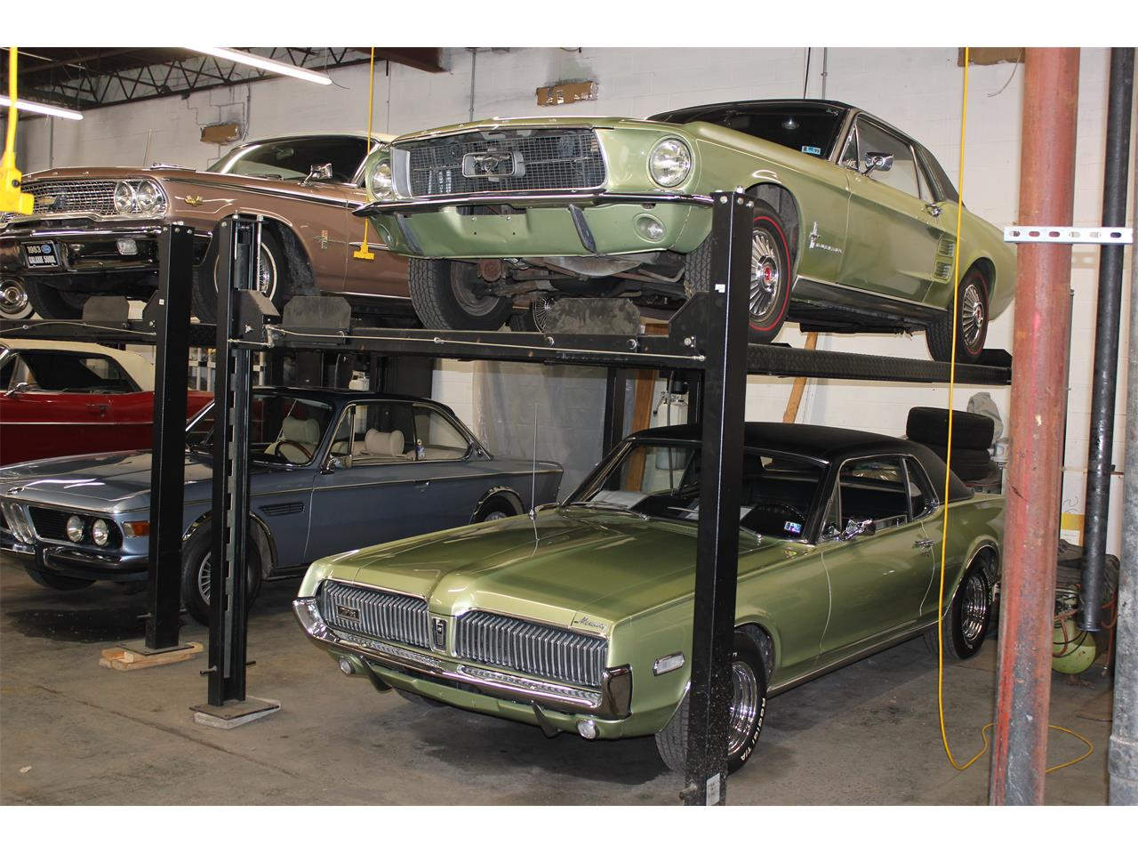 1967 Ford Mustang (CC-1356296) for sale in Pittsburgh, Pennsylvania