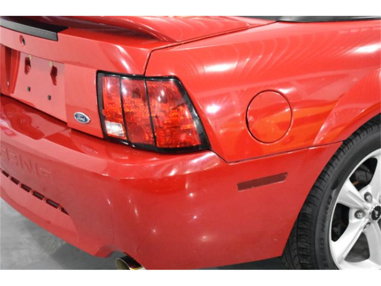 1999 Ford Mustang (CC-1350630) for sale in Cadillac, Michigan