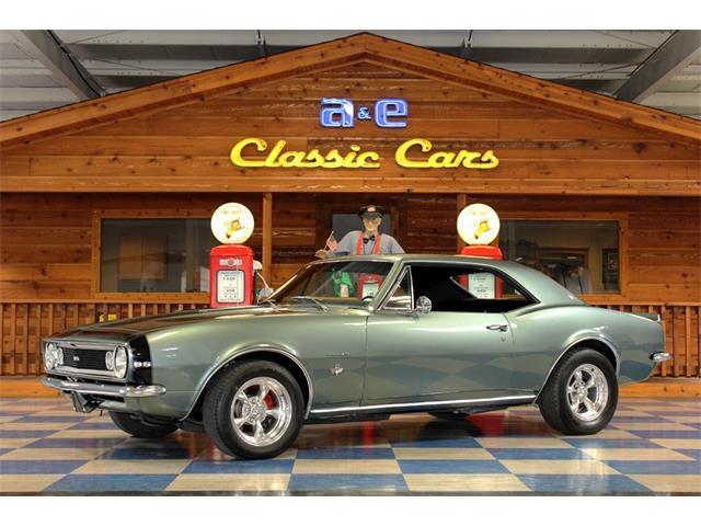 1967 Chevrolet Camaro (CC-1356304) for sale in New Braunfels, Texas